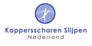 Kappersscharen slijpen nederland logo